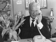 Nachlass Curd Jürgens | PR-Foto, Telefon BILD-Zeitung 1980, 2