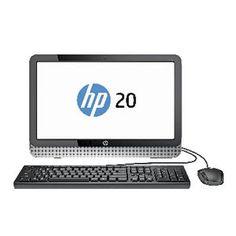 "HP 20-2000A 20"" All-in-One Desktop PC. $747"