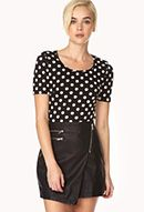 Darling Dots Crop Top