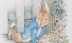 How Beatrix Potter self-published Peter Rabbit Great article - I also remember a TV movie about her life some years back - fascinating also!!