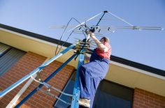 Find a local professional TV antenna installer in your area today and stop paying for TV.