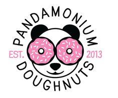 pandamonium-doughunts-logo