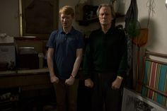 Domhnall Gleeson, oldest son of Irish actor Brendan Gleeson, to date was best known for his role as Bill Weasley in both 'Harry Potter and the Deathly Hallows'-movies. Description from spotlightreport.net. I searched for this on bing.com/images