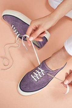 Slide View: 1: SeaVees Legend Cordies Varsity Sneakers