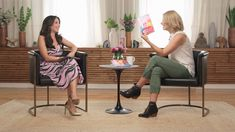 Elizabeth Gilbert and Marie Forleo on perfectionism, why you shouldn't strive to be fearless and the secrets to living your most creative life.