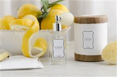 Citron paper fragrance - unique business gift for your boss or colleagues