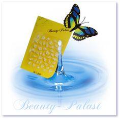 Schnell & einfach schöne Nägel zaubern mit Nailart Stickern http://stores.ebay.de/Beauty-Palast