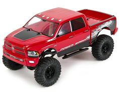 Axial's SCX10 Dodge Ram electric RTR rock crawler in now available at AMain.com. This is a great first R/C truck and is perfect as a gift for the holiday season.