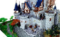 BlueWater Castle   César Soares   Flickr