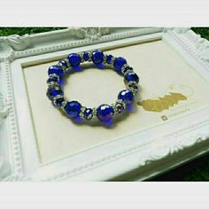 I'm selling Deeper Shades of Blue Crystal Bracelet for RM28.00. Get it on Shopee now!http://shopee.com.my/double.charms/4425004 #ShopeeMY