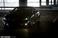 A Blown, Aired-Out Infiniti G37: The Perfect Japanese Luxury GTCoupe?