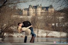 fun couple picture, Biltmore Estate  -  by Two Ring Studios, via Flickr