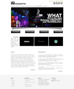AV Concepts - AV Concepts is a national, full-service supplier of audio-visual, staging and technical support for meetings, conventions and trade shows. The company provides the latest in video, audio, and lighting equipment. Founded in 1987, with 20 years ofindustry success, AV Concepts specializes in... - http://technologycompanieslist.com/listings/av-concepts/