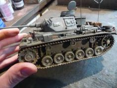How to build a realistic tank model