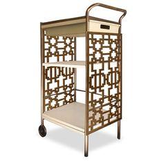 Caci O'verlays Kit for IKEA BYGEL - Bar Cart