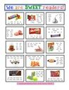 We are Sweet Readers - Pretend that they get a piece of that candy:) hmmmm Word Reading, Teaching Reading, School Fun, School Stuff, Printable Worksheets, Free Printables, Guided Reading Strategies, Candy Kids, Vocabulary Word Walls