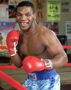 #LL @lufelive #boxing Mike Tyson - 1985