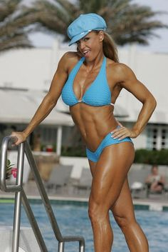 Fitness Competitor Sylvia Tremblay won the 2009 Arnold Amateur Overall Fitness Champion AND the 2009 CBBF National Fitness Championships...at the age of 42!
