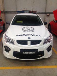Australian police car with Defender lightbar Law Enforcement Today http://www.lawenforcementtoday.com