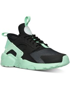 huge selection of 6d9e6 236b1 Nike Big Girls  Air Huarache Run Ultra Running Sneakers from Finish Line    Reviews - Finish Line Athletic Shoes - Kids - Macy s