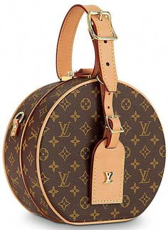 Get the trendiest Cross Body Bag of the season! The Louis Vuitton Box Petite Boite Chapeau Monogram Lv Logo Mini Hat Brown Canvas Cross Body Bag is a top 10 member favorite on Tradesy. Save on yours before they are sold out! Pochette Louis Vuitton, Louis Vuitton Handbags, Purses And Handbags, Louis Vuitton Monogram, Cheap Handbags, Cheap Purses, Popular Handbags, Tote Handbags, Louis Vuitton 2017