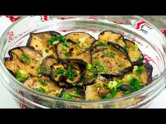 YouTube Salty Foods, Eggplant Recipes, Le Diner, Lunch Recipes, Sprouts, Zucchini, Recipies, Cooking, Youtube