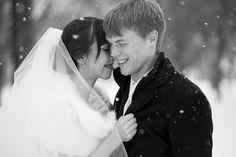 Kristin   David | A Winter Wonderland Wedding | Gurnee, IL