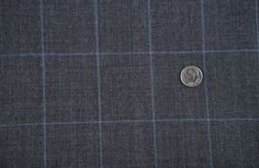 Duugdale Grey Windowpane - Bespoke Shirts by Luxire. Custom made to Perfection