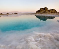Dead Sea, Jordan.. The dead sea is clearly a must-do experience. Don't shave for a few days beforehand!