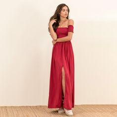 Long dress #MYSbasic