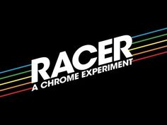 Google releases new racing game playable with mobile Chrome browser    via LATimes and http://on.fb.me/13zrIEP