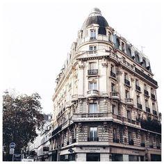 love Paris buildings