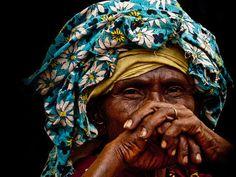 Tribal Woman by Will Berridge