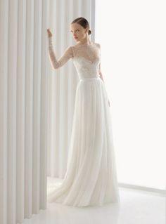 Rosa Clara- Armilla. My dream dress