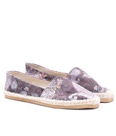 Touristor Espana Grey Loafers