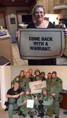 Funny Memes – [When you ask for it. Cops Humor, Police Humor, Military Humor, Cop Jokes, Stupid Funny, Funny Cute, The Funny, Hilarious, Funny Stuff