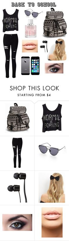 """""""#PVxPusheen"""" by vehapi-miralema ❤ liked on Polyvore featuring NLY Accessories, Miss Selfridge, FingerPrint Jewellry, Vans, New Look, MDMflow, Jimmy Choo, contestentry and PVxPusheen"""