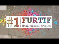 ART DE VILLE #1 - Les origamis de Mademoiselle Maurice, #CaChangeLaVille