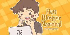 Blog –Hari Blogger Nasional. Setiap tanggal 27 Oktober, para blogger di Indonesia merayakan Hari Blogger Nasional. Ngeblog itu seperti menuangkan segala isi pikiran (dan hati) dalam setiap t…