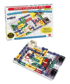 Snap Circuits 500 Pro Set