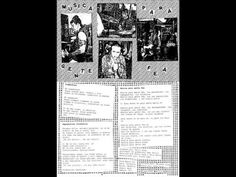 LATINOS IN CANADA -  Pura Mania - Sospechoso (7'' / Música para gente fea - 2014)