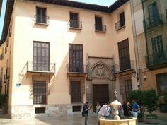 Palau dels Escrivà.  Ruta Camins Medievals. Valencia. CaminArt