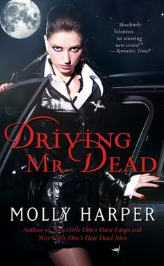 After failing as a magician's assistant, a photographer, and most recently, a bride, Miranda Puckett takes a position as a driver for Beeline, Half-Moon Hollow's premiere vampire concierge service.