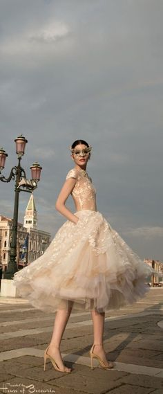 ~Inbal Dror 2015 Venice Collection | House of Beccaria