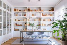 Esprit bleu pour une rénovation d'appartement - PLANETE DECO a homes world