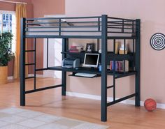 sv rta deco pinterest lit mezzanine enfant mezzanine enfant et lits mezzanine. Black Bedroom Furniture Sets. Home Design Ideas