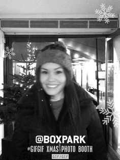 How to have a #boxpark #christmas #london