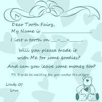 When it's time for the tooth fairy to visit your kid, here are some cute ideas you can use.