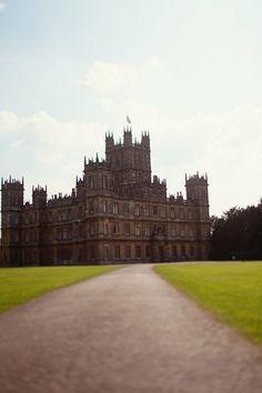 Highclere Castle of Downton Abbey! Caitlin Van Horn's Vacation Photos | Camille Styles
