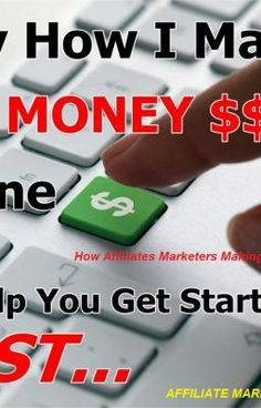 How Affiliates Marketers Making Real Money Online #wattpad #action